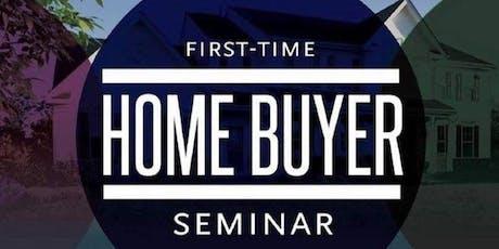 WSHFC - Home-Buyer Education Seminar tickets