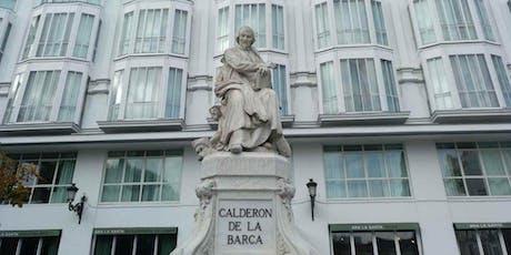 Free Tour Barrio de las Letras: El Siglo de Oro entradas