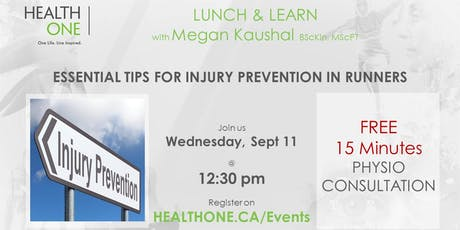 Essential Tips for Injury Prevention in Runners ! tickets