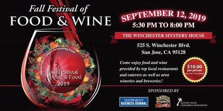 Fall Festival of Wine and Food tickets