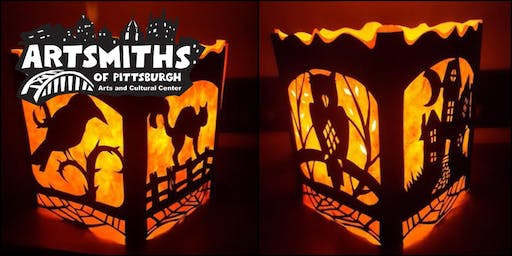 Paper Cut Halloween Project with Kathryn Carr