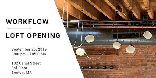 Workflow Loft Opening