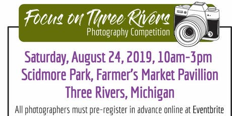 Focus On Three Rivers Photography Competiton 2019 tickets