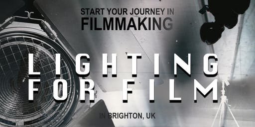 "Interview and Film lighting ""Intro Filmmaking Series"" workshop"