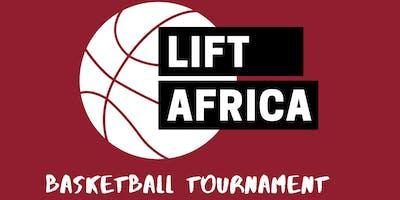 2nd Annual Lift Africa Basketball Tournament!