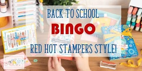 Back to School  Bingo! tickets