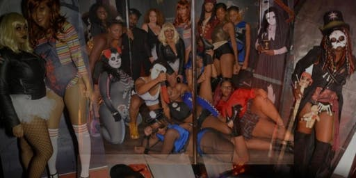 Haunted Pole House Annual Pole Party