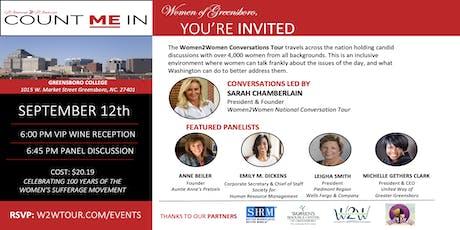 Women2Women - Greensboro tickets