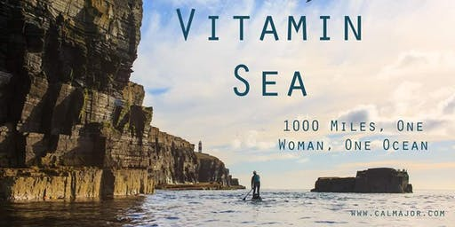 Vitamin Sea Film Night and Q & A with Cal Major - Preston 23rd August