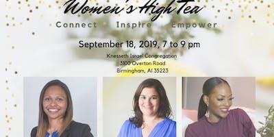Women's High Tea at Knesseth Israel