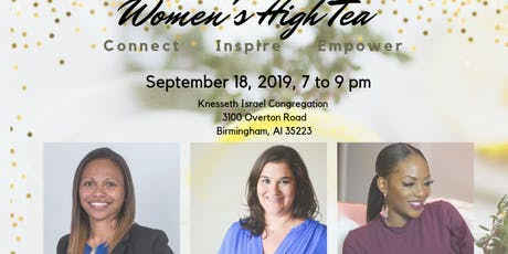 Women's High Tea at Knesseth Israel tickets