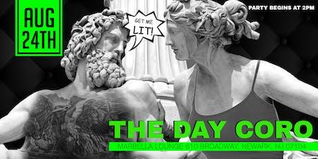 Greekwarz Presents: The Day Coro tickets