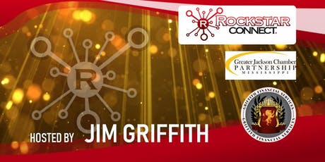Free Capitol City Rockstar Connect Networking Event (August, Jackson MS) tickets