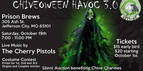 Chiveoween Havoc 3.0 tickets