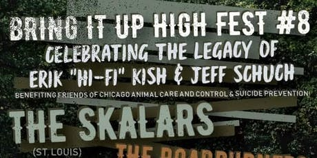 Bring It Up High Fest #8 tickets