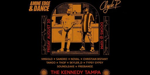 Amine Edge & Dance + Clyde P at The Kennedy