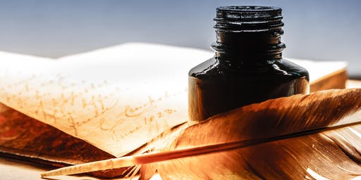Make a Quill Pen and Write on Antique Paper (Grades 1-6)