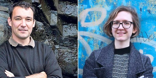 Word Factory #72 – September Salon with Cynan Jones & Clare Fisher