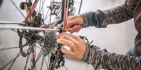 DIY Bike Maintenance August tickets