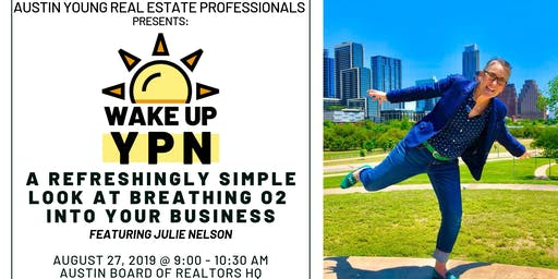 Wake Up YPN: A Refreshingly Simple Look at Breathing O2 into Your Business