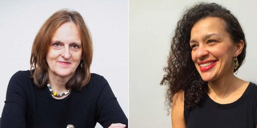 Word Factory #74 – November Salon with Tessa Hadley and Luan Goldie