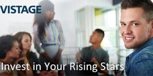 Vistage Emerging Leaders Informational Breakfast
