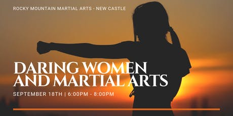 Daring Women and Martial Arts tickets