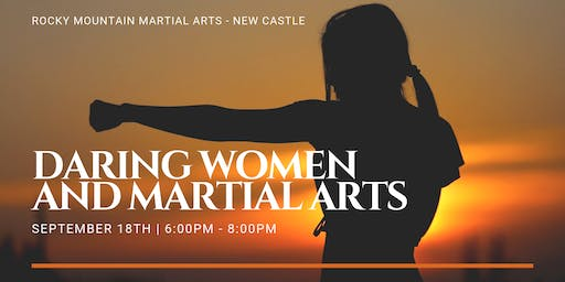 Daring Women and Martial Arts
