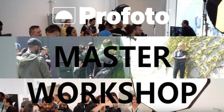 Morning session - Interactive photography workshop presented by Profoto tickets