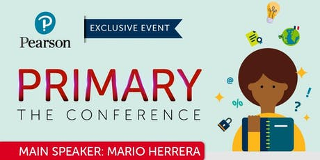 Mario Herrera: Primary the conference boletos