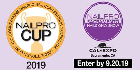 NAILPRO CUP 2019 Competitions tickets