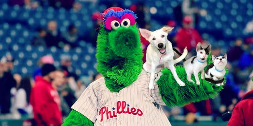 Phillies Phunraising with Morris Animal Refuge