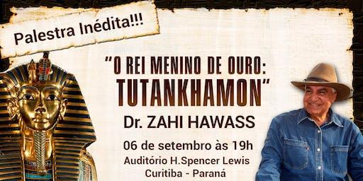 Palestra Zahi Hawass