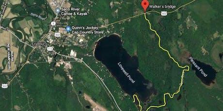 Saco River Canoe Paddle Tour tickets