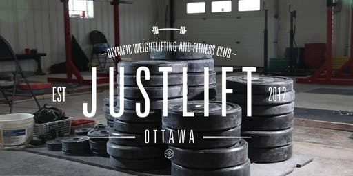 JustLift Summer Club Competition