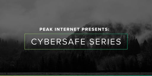 PEAK Internet's CyberSafe Series: Cyber Security