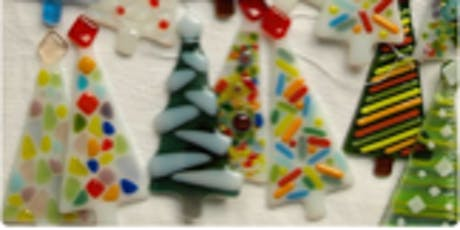 Glass Fusing | Holiday Ornaments tickets