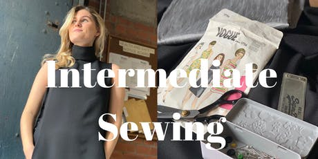 Intermediate Sewing Course - Little Black Dress tickets