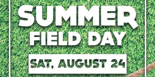 HHBCNY and Mad Mature Events Presents The Summer Field Day