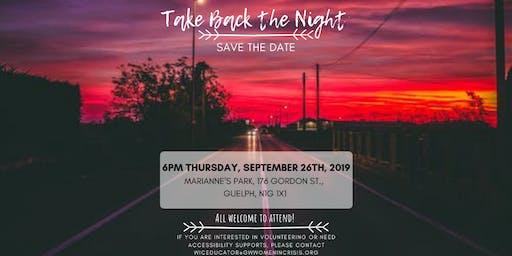 Take Back The Night 2019