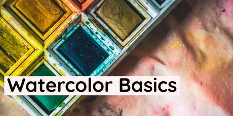 Watercolor Basics tickets