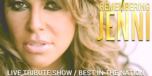 Jenni Rivera live tribute Show #1 in the nation.