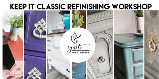 Keep it Classic Furniture Refinishing Workshop