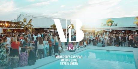 VIBkes goes Zanzibar ☼ Vrijdag 23.08 tickets