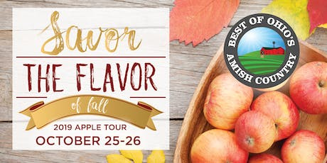 Amish Country Apple Tour - Saturday, Oct. 26 tickets