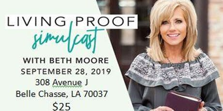 Beth Moore Simulcast at The CrossRoads Church tickets