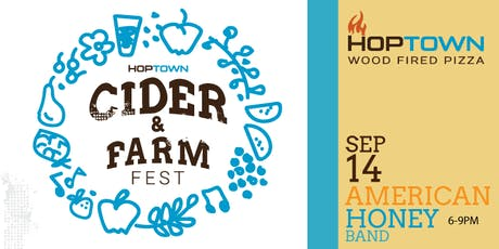 HopTown Cider & Farm Fest tickets