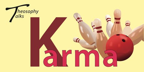 Karma - Theosophy Talks tickets