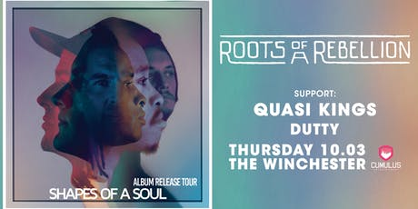 Roots Of A Rebellion tickets