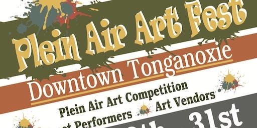 2019 Tonganoxie Plein Air Art Fest